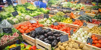 How is food grown, shipped and sold and can Local Food be fresher