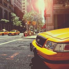 All of our taxi cars are insured.