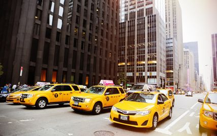 taxi cab to Miami airport