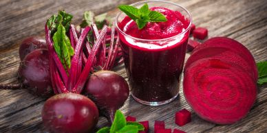 organic beet juice great for your blood