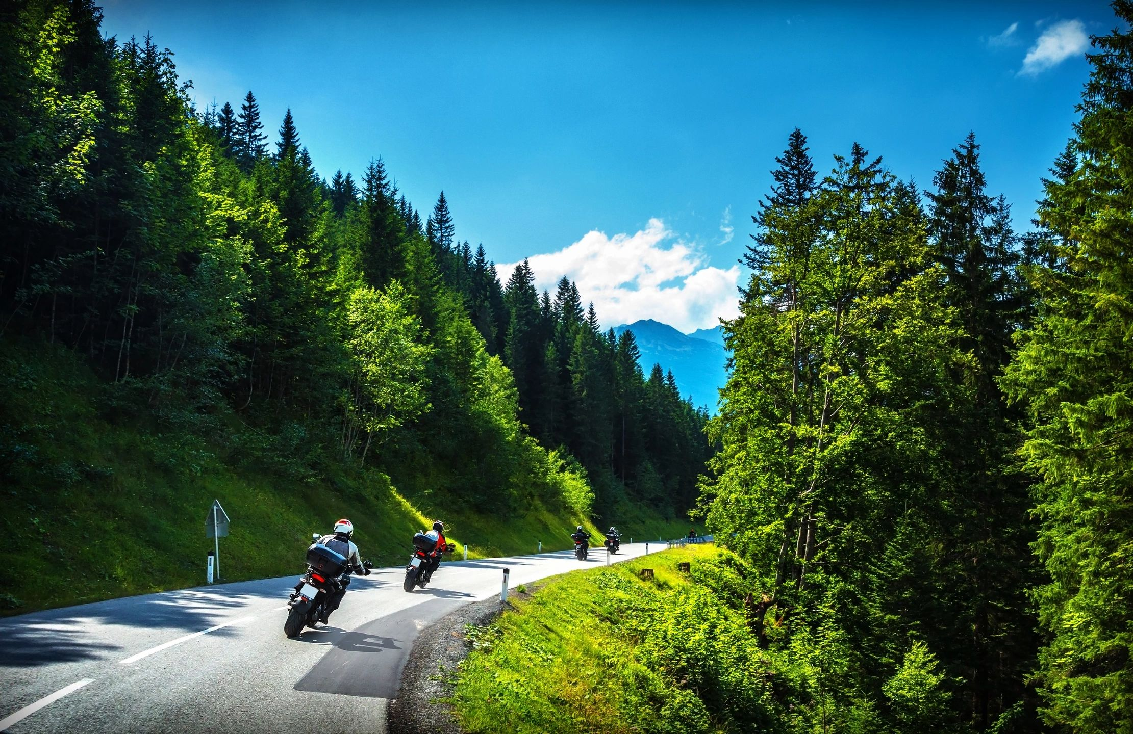 Motorcycle Rental and Tours Northwest