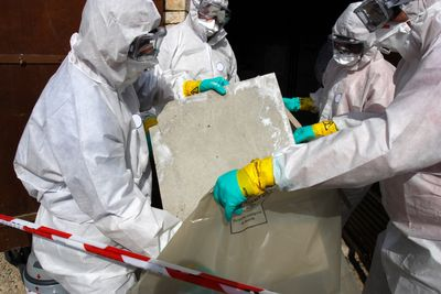 Asbestos remediation consultation and management.