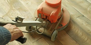 flooring refinishing tools and equipment for rent