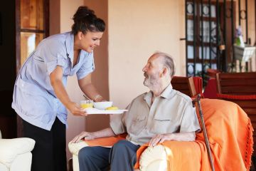 I'm looking for a care assistant