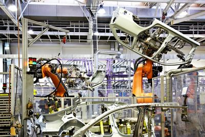 Robotics applied to Manufacturing