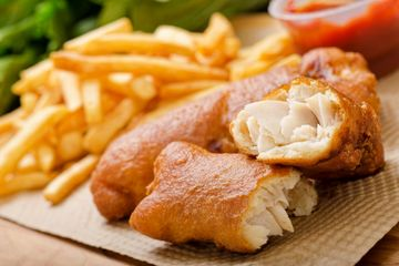 What type of fish (bones?, fried? haddock, cod, breaded with ____ or grilled option, etc.)