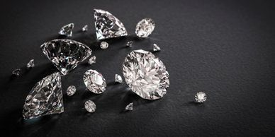 Loose diamonds. Diamond Memberships at Texas Sports Massage and Day Spa, Plano, Texas