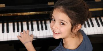 get kids to practice instrument especially piano