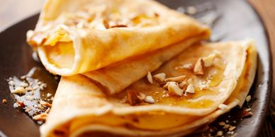 crepes, French crepes