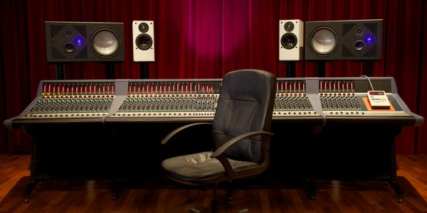 Studio Luminous Sound Dallas