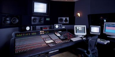 Banded Moon, Kansas City, provides consulting on equipment choice for project studios like this.