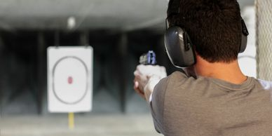 Sevier County Indoor Virtual Shooting Range Concealed Carry Permit Training