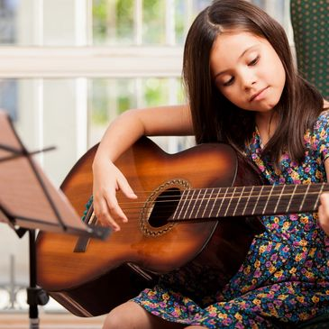 Music Lessons for Guitar, Piano, Keyboard, Bass, Violin, Banjo, Voice, Organ, Music Theory