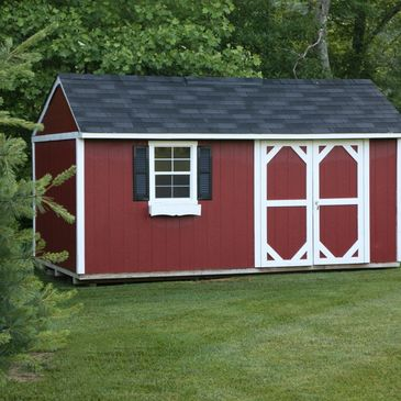 Backyard Barns Inc