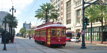 Transportation to New Orleans from Baton Rouge