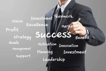 Success, business, planning, mentoring, business support