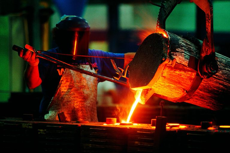Foundry and metal casting jobs. Foundry jobs.