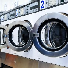 Bradford, Pennsylvania Laundromat.  Cheap Discount Laundry.  Open 7 days a week 6am to 11pm.