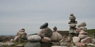 Stillness of the stones