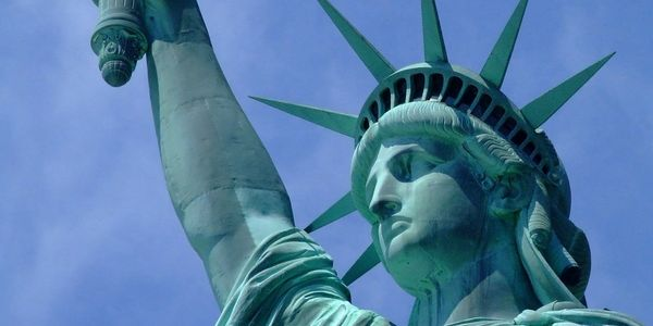 Statue of Liberty Dinner Cruises in New York aboard the Festiva