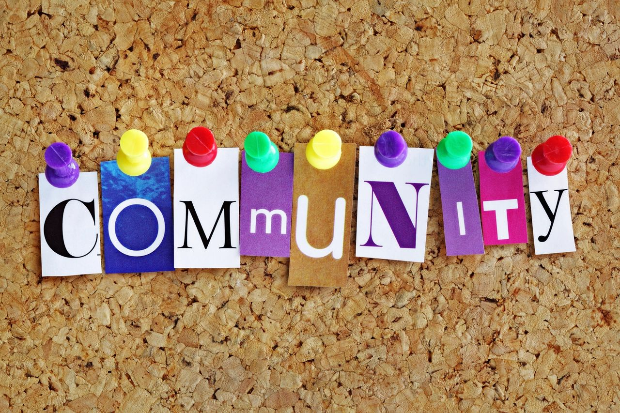 How to start and grow a community