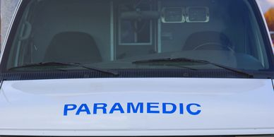 Get training to become a paramedic or EMT