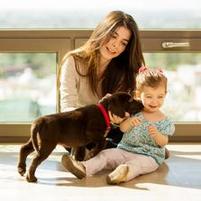 safe cleaning for chid and pets, safe carpet cleaning, chem dry free cleaning