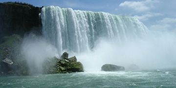 Niagara Falls and the maid of the mist or Hornblower are great attractions only a short drive away