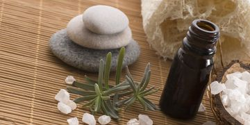 Aromatherapy Facials at Lee's Studio in Parkersburg, West Virginia.