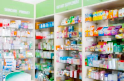 We stock a variety of medications, durable medical equipment, and over the counter products.