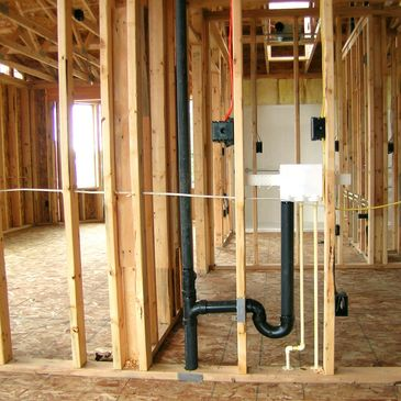 Identify structural issues which are often covered by drywall and flooring