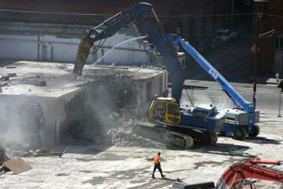 Demolition Workers Mesothelioma Lawyers