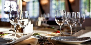 private chefs, catered meals, event planning, home party planning,