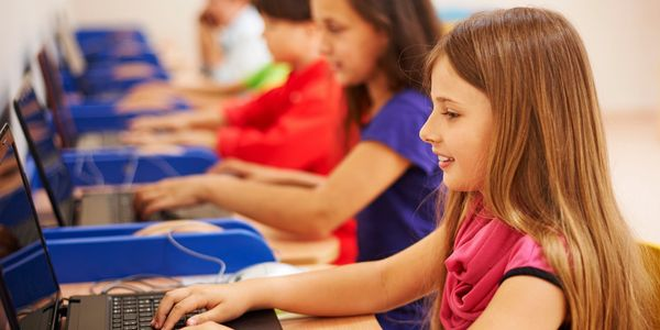 After School Child Care tutorial and computer program on of the many activities offered by CYO