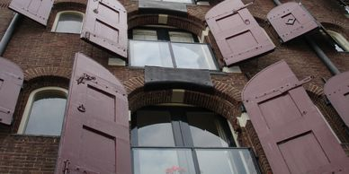 Office space for sale in Amsterdam. Rental may also be discussed.