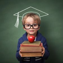 learning related vision issues, kid success in school