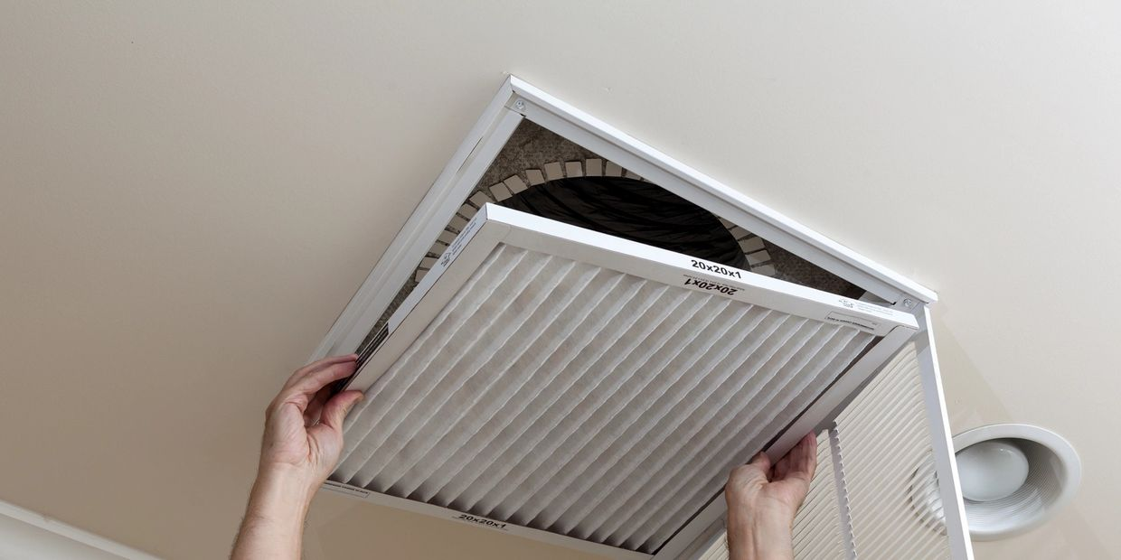 Replace your air filters every 30 days