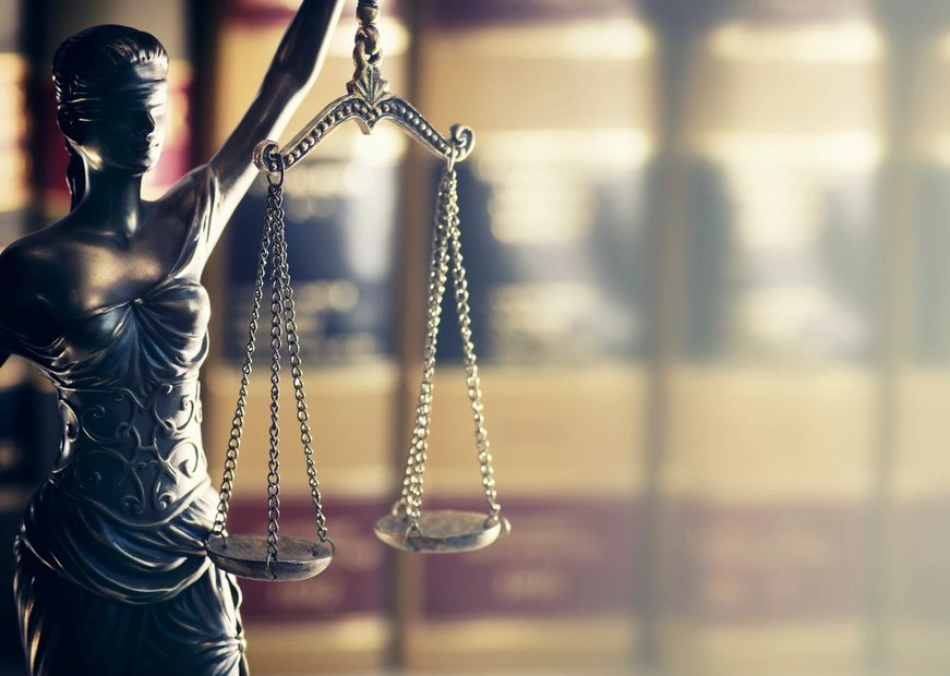 lady justice criminal defense scales of justice advocate equality