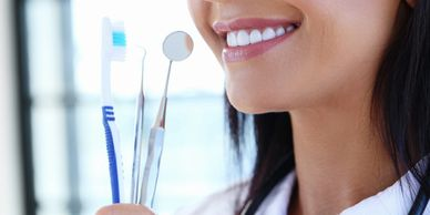 McDowell Smile offers top of the line oral and cosmetic care. Deep cleaning specialist.