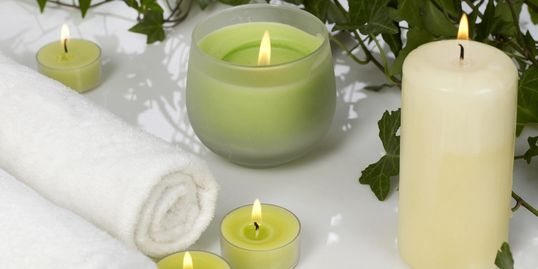 Relax with Aromatherapy to put your mind and body at ease