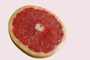 Citrus fruits look just like the mammary glands of the female.