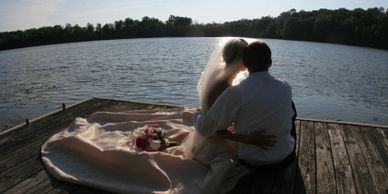 Elopements in Ontario Lakeside Elopements Small Weddings Peterborough elopments Kawartha Lakeside we