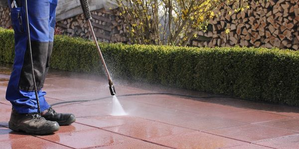 Power washing - Jet washing