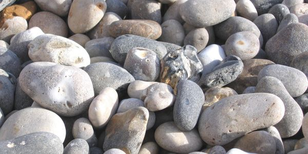 assorted rocks and stones
