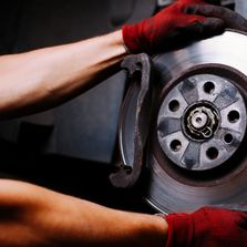 Free Tire Install with Brake Service