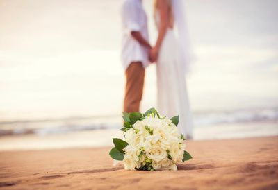 Have your Wedding Proposal on the Beach.  Lido Beach and Sarasota Area