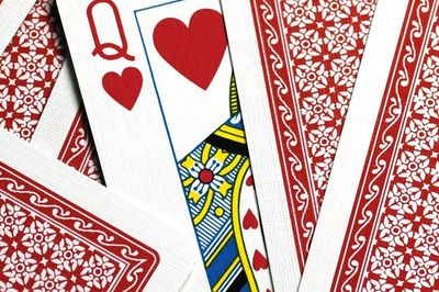 QUEEN OF HEARTS DRAWING HELD EVERY THURSDAY AT 9 PM
