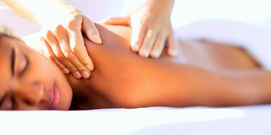 Head Shoulder Massage Offered at Thai Beauty Massage (020 847 13 900 ).