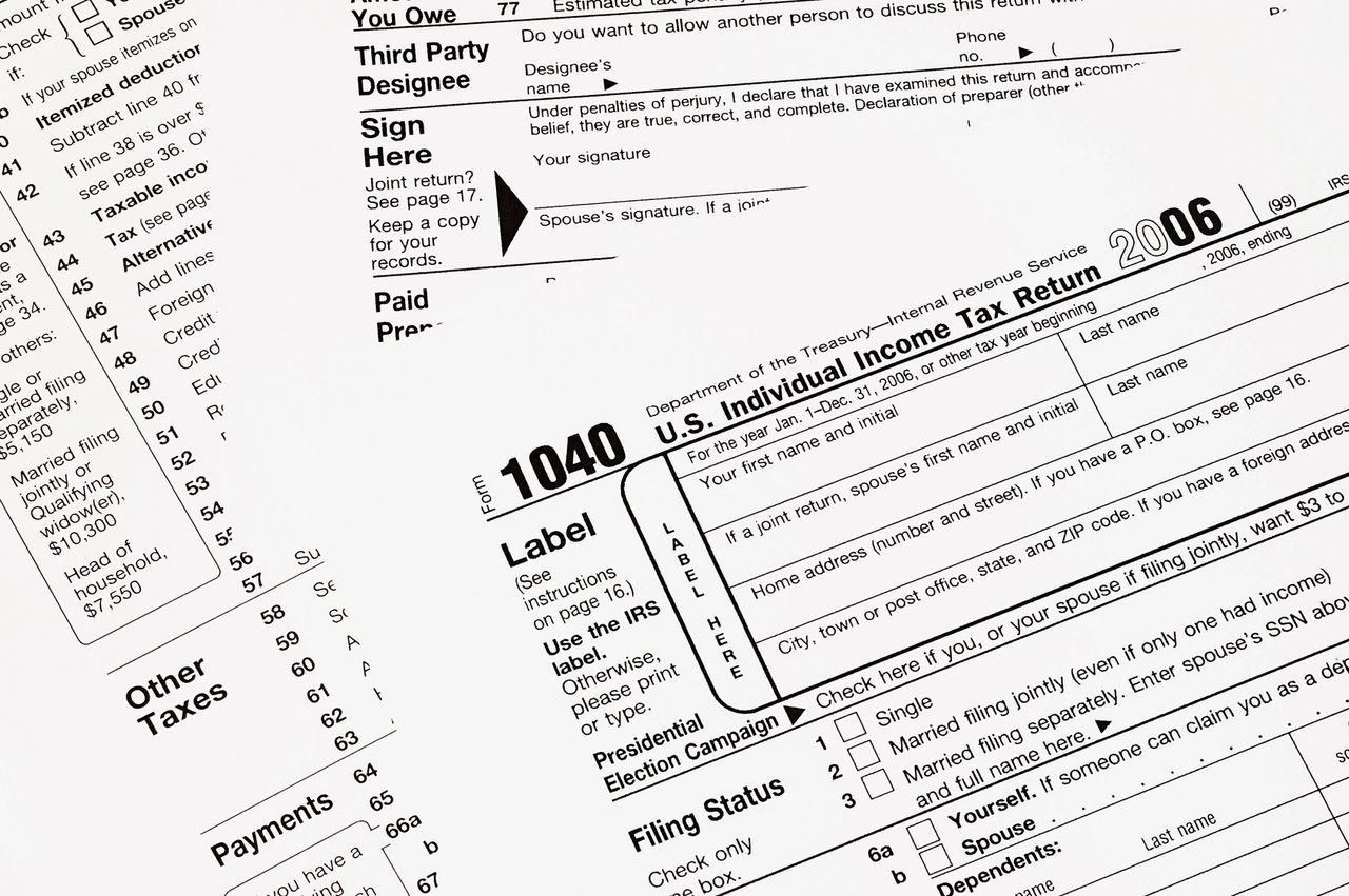 Here's how individual taxpayers can view their tax account info