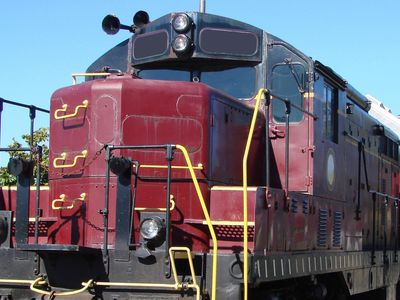 Locomotive Operation Training Available
